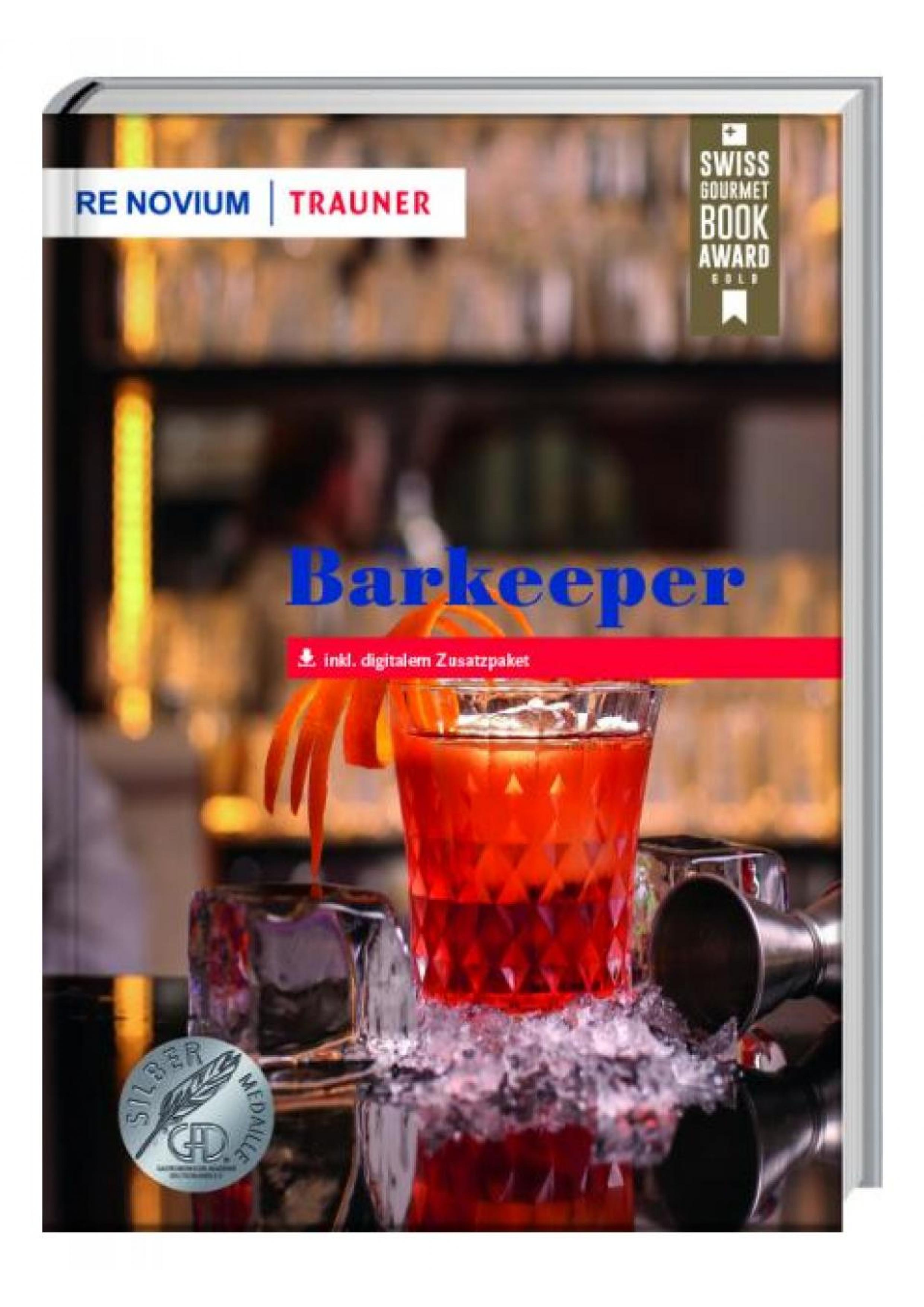 Barkeeper (Band 4)