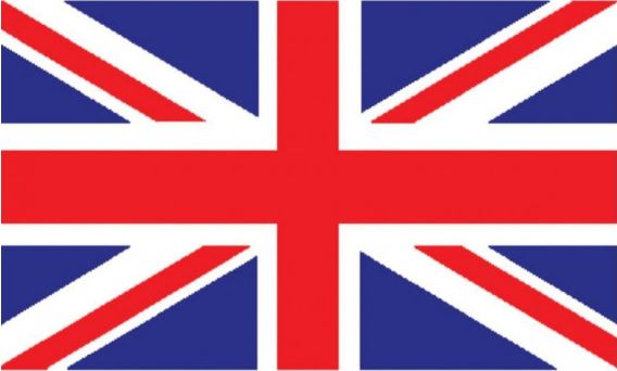 Flagge Grossbritain