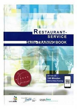E-BOOK - Italienisch - Restaurant-Service Skills-TRAININGBOOK